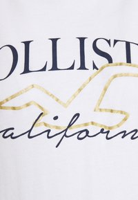 Hollister Co. - T-shirts - white - 4