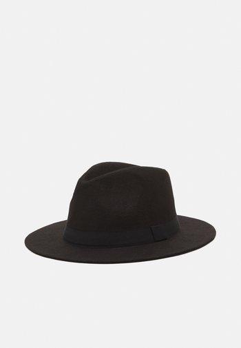 JACMEDO FEDORA HAT - Hat - black