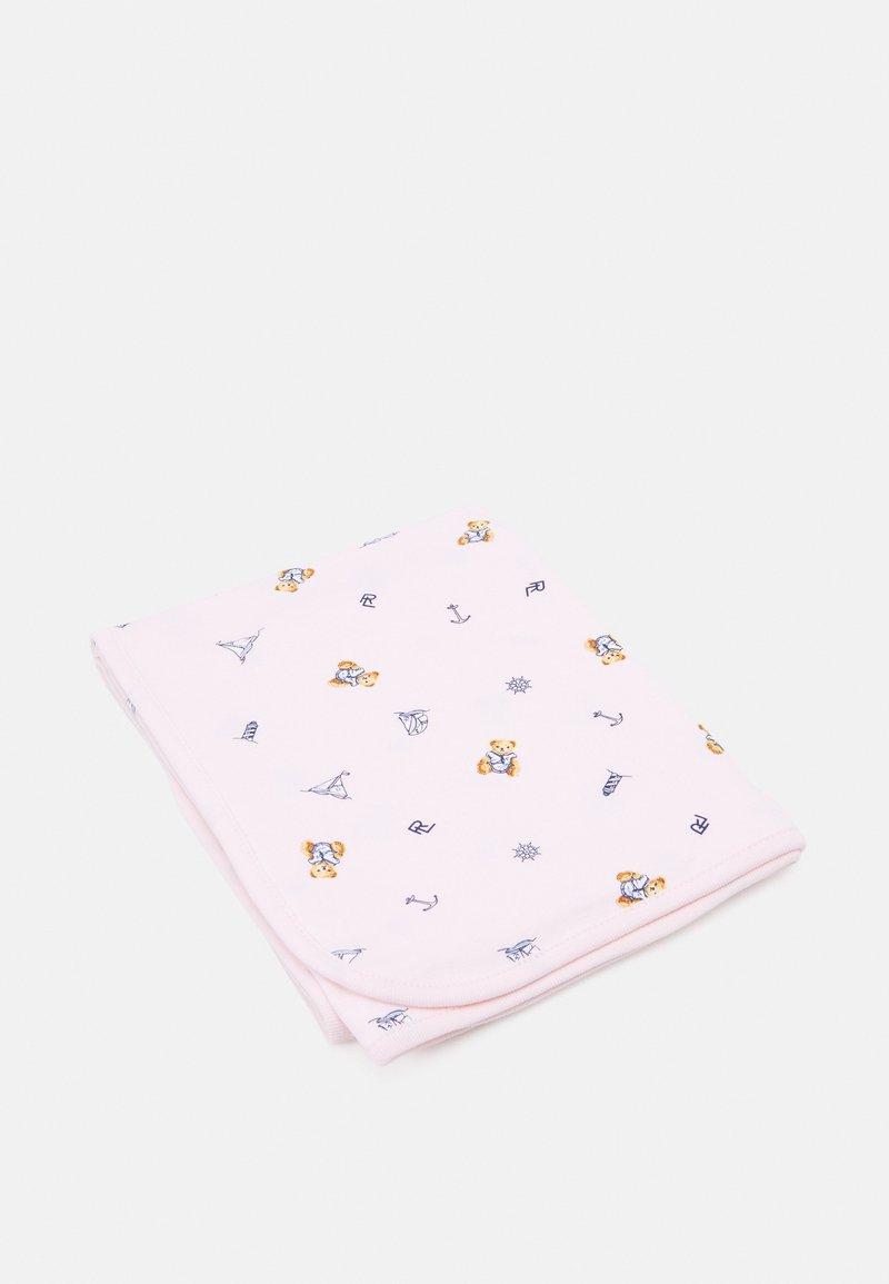 Polo Ralph Lauren - APPAREL ACCESSORIES BLANKET - Baby blanket - pink