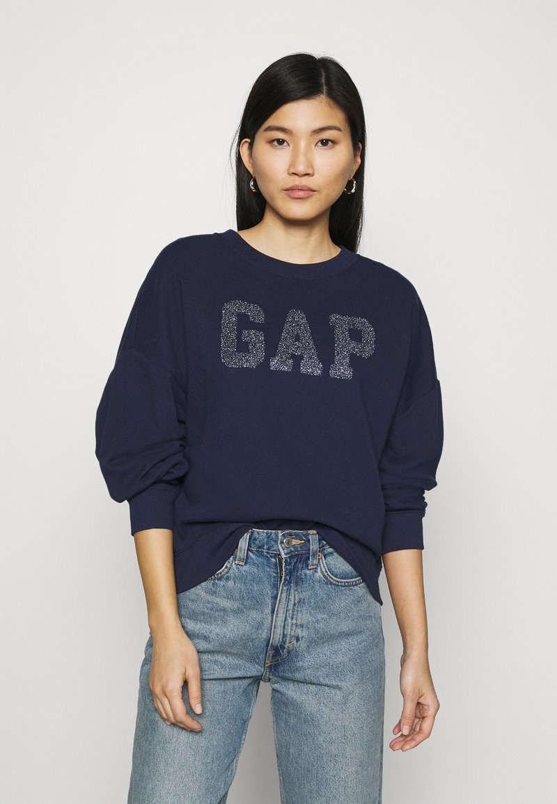 GAP - SHINE - Sudadera - navy uniform