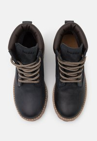 Froddo - MONO LACES WARM TEX MEDIUM FIT UNISEX - Lace-up ankle boots - dark blue - 3