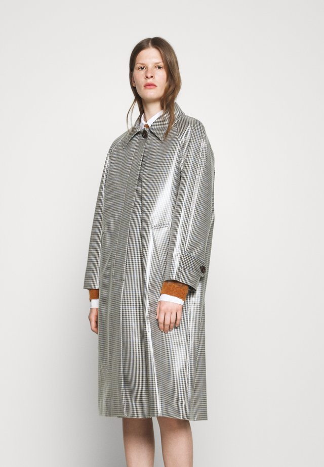RAGLAN COAT - Cappotto classico - navy/ khaki/ beige
