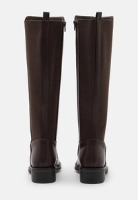 New Look - PLAIN STRETCH BACK  - Støvler - mid brown - 3