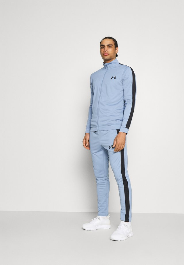 EMEA TRACK SUIT - Survêtement - washed blue
