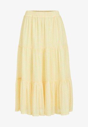 Pleated skirt - sunlight