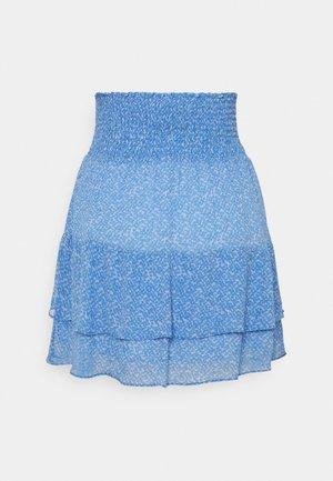 MANO SKIRT - Minijupe - blue bonnet