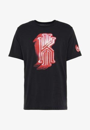 KYRIE IRVING DRY TEE LOGO - Print T-shirt - black