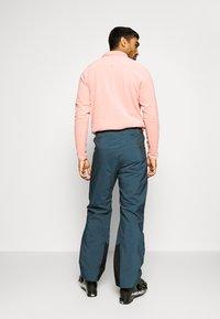 Peak Performance - PANT - Snow pants - blue steel - 2