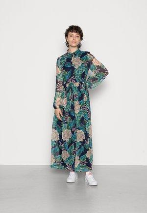 VIERICA ANKLE DRESS - Shirt dress - maritime blue