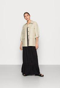 Moss Copenhagen - MAIKA REMI - Maxi dress - black - 1
