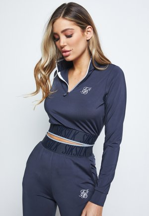 GRAVITY  - Long sleeved top - navy