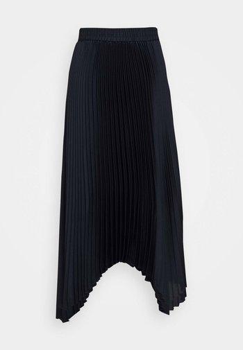 ONNI - A-line skirt - universe blue