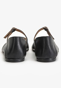 Inuovo - Ankle strap ballet pumps - black blk - 2