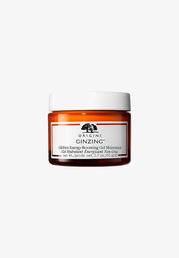 GINZING™ ENERGY-BOOSTING GEL MOISTURIZER UPGRADE - Face cream - -