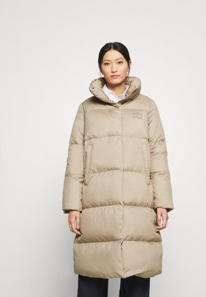 COAT - Down coat - beige