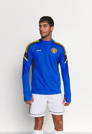 MANCHESTER UNITED AEROREADY - Club wear - blue