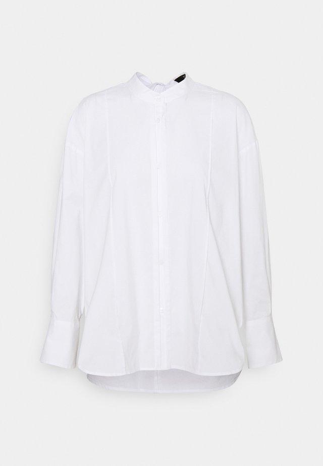 STELLA FANCY BLOUSE - Blouse - white
