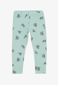 Smitten Organic - LEGGING STRAIGHT BABY - Leggings - Trousers - dewdrop - 2