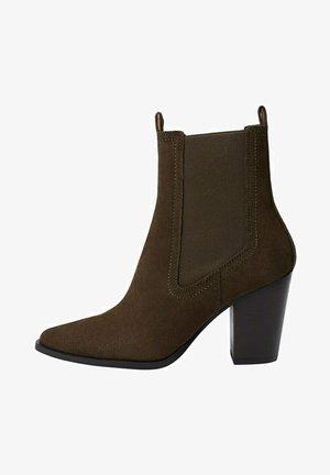 LANA - Kotníkové boty - khaki