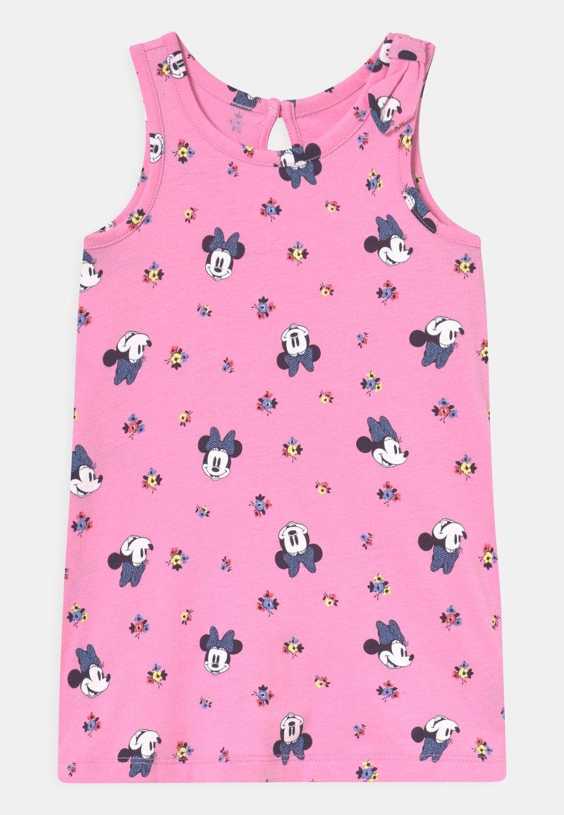 GAP - TODDLER GIRL - Vestito di maglina - pink