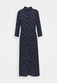 TOM TAILOR DENIM - Shirt dress - navy - 0