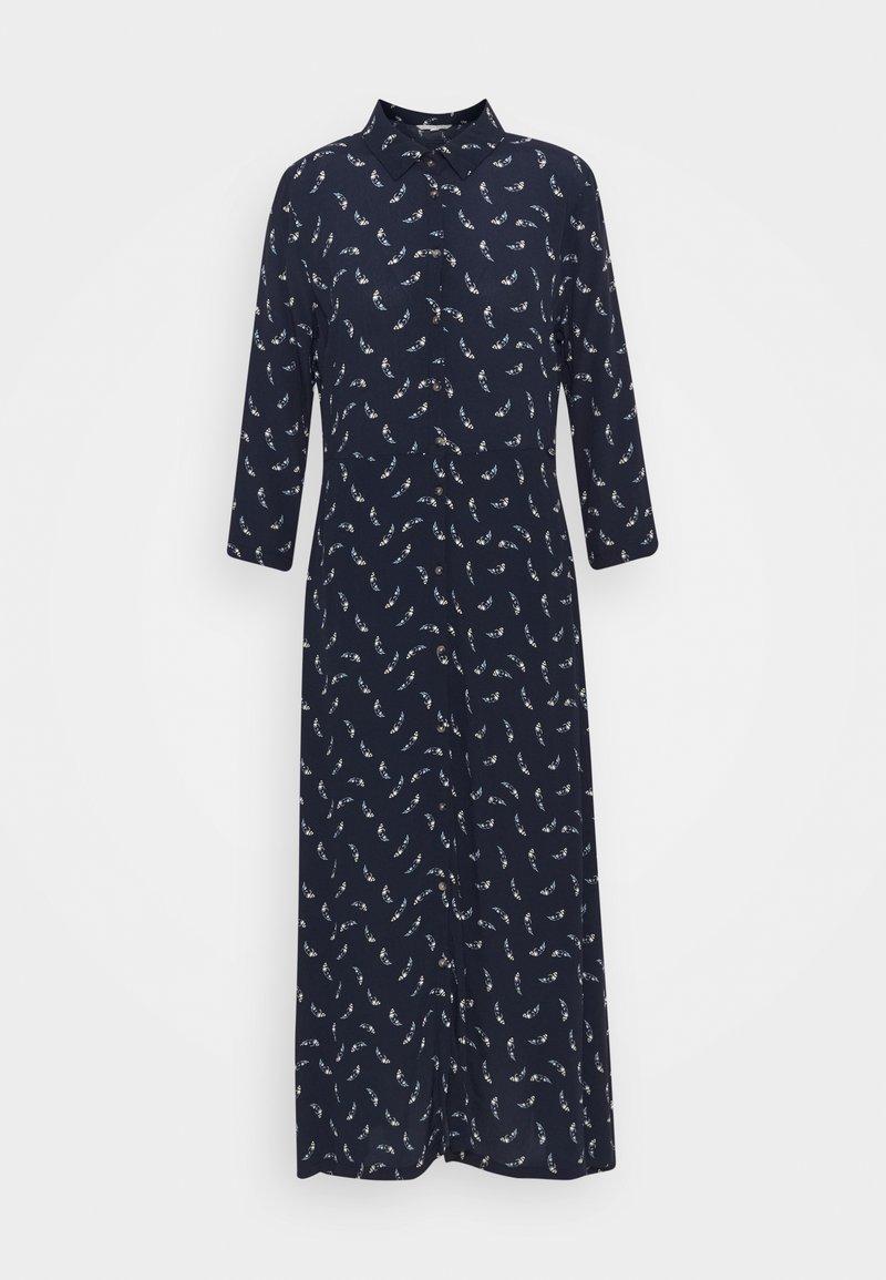TOM TAILOR DENIM - Shirt dress - navy