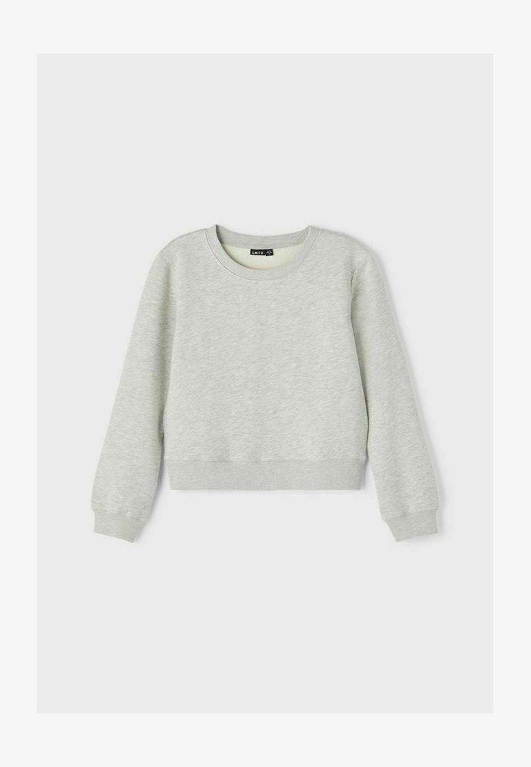 LMTD - Sweatshirt - light grey melange