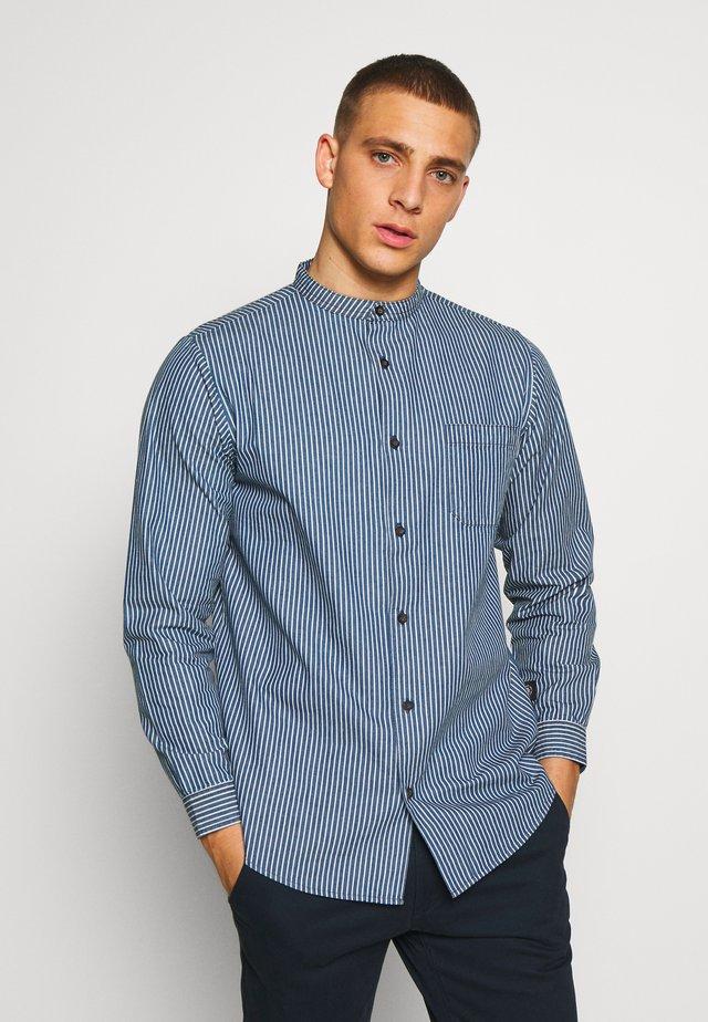 PINSTRIPE  - Camicia - blue