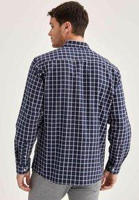 DeFacto - Formal shirt - indigo - 2