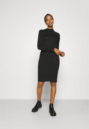 VMVILJA DRESS - Shift dress - black
