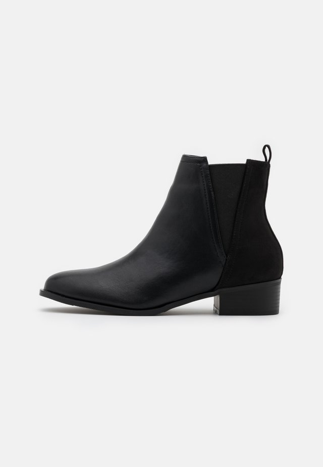 Støvletter - black
