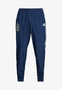 adidas Performance - SPAIN FEF PRESENTATION PANTS - National team wear - collegiate navy - 4