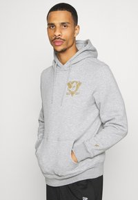 Fanatics - ANAHEIM LOGO GRAPHIC HOODIE - Hoodie - sports grey - 0