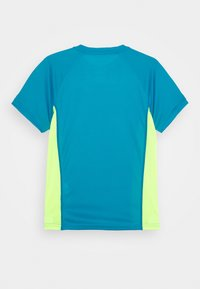 Nike Performance - DRY - Print T-shirt - neo turq/volt - 1
