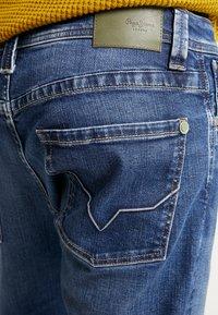 Pepe Jeans - KINGSTON ZIP - Straight leg jeans - wiser wash med used - 5