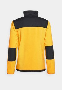 INDICODE JEANS - BACTON UNISEX - Fleece jacket - yellow - 1