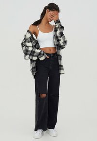 PULL&BEAR - 2 PIECE PACK - Top - white - 3