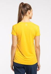 Haglöfs - Sports shirt - pumpkin yellow - 1