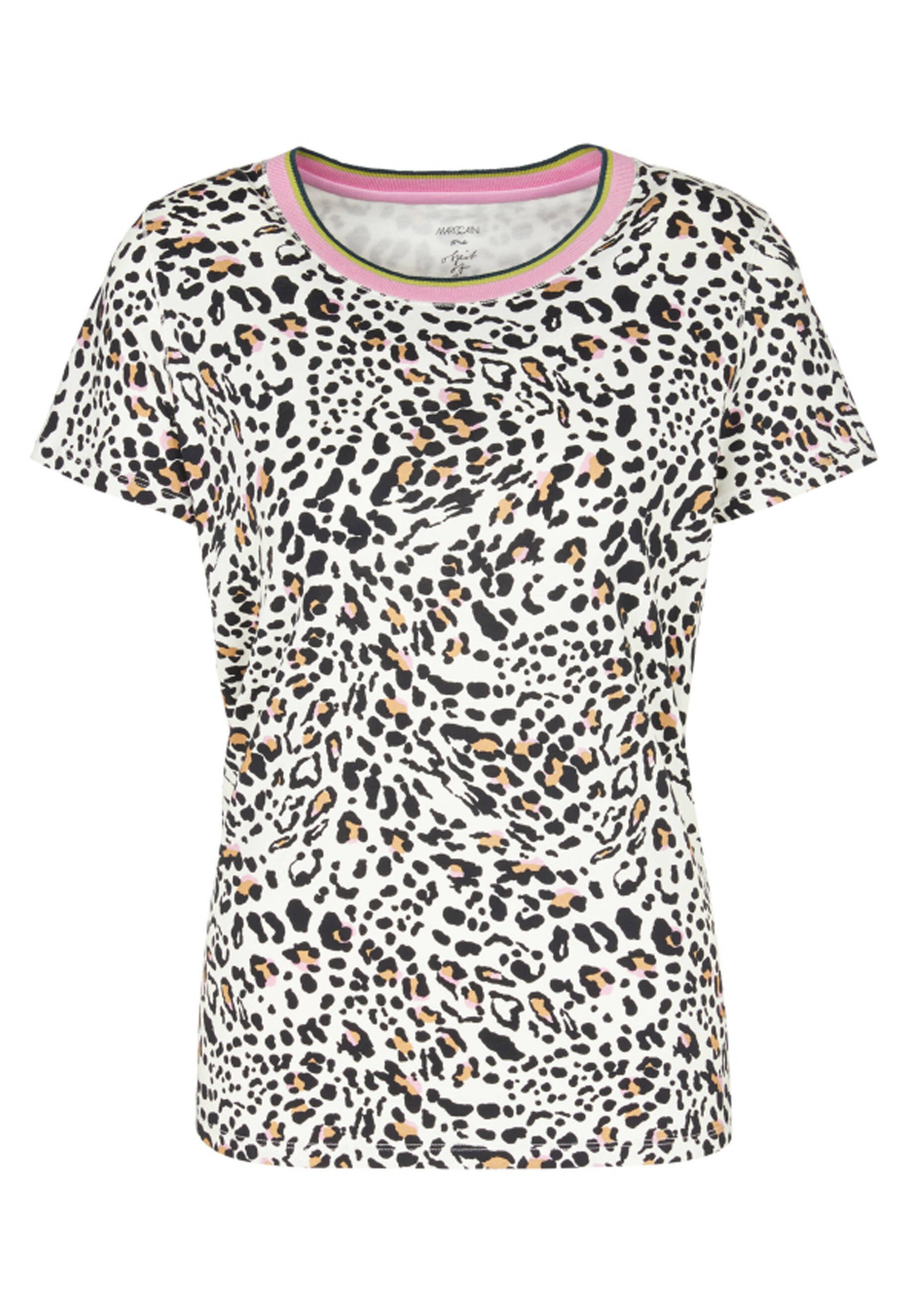 Marc Cain T-shirts Med Print - Offwhite