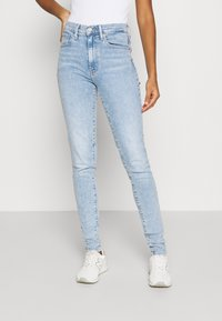 Levi's® - MILE HIGH SUPER SKINNY - Jeans Skinny - spill the tea - 0
