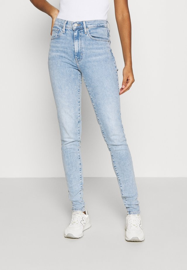 MILE HIGH SUPER SKINNY - Jeans Skinny Fit - spill the tea