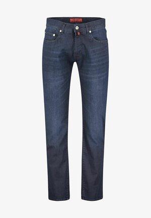 LYON - Slim fit jeans - blueblack