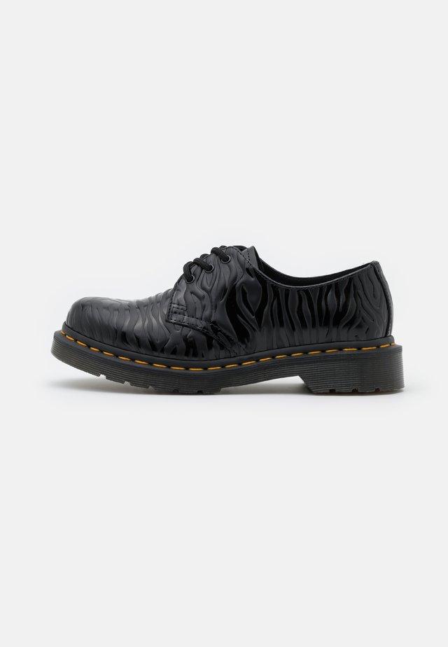 1461 - Šněrovací boty - black