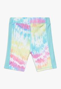 South Beach - GIRLS  - Leggings - rainbow/light blue - 1