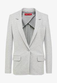 HUGO - AJANATI - Blazer - medium grey - 4