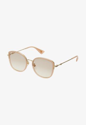 Gafas de sol - havana/gold/pink