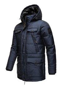 Navahoo - LUAAN - Winter coat - dark blue - 3