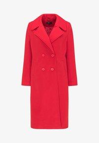faina - Classic coat - rot - 4