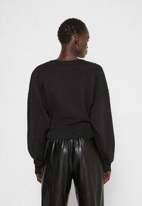 Pinko - ADA  COTONE ORGANICO - Sweater - black - 2