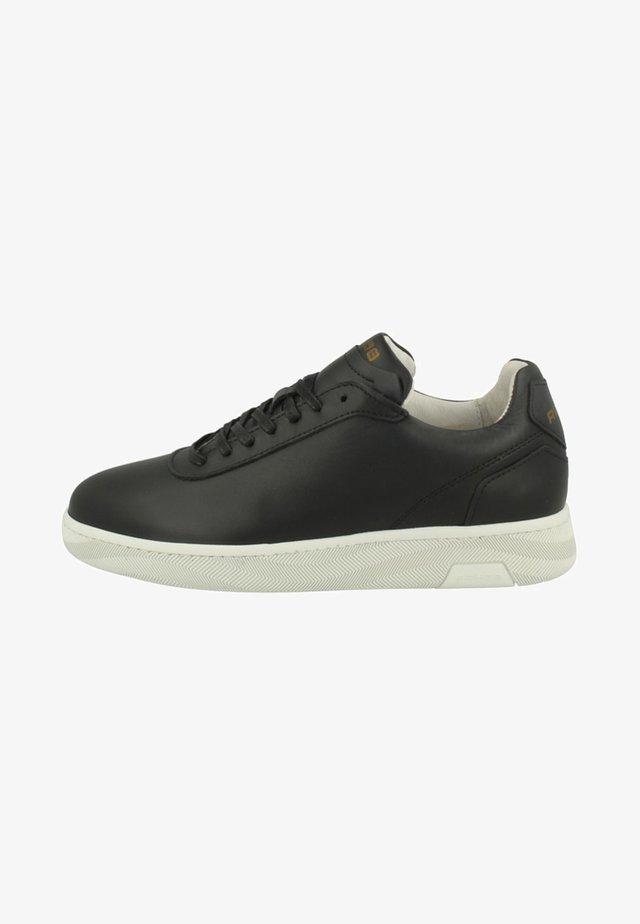 ZETA LTHR - Sneakers laag - black